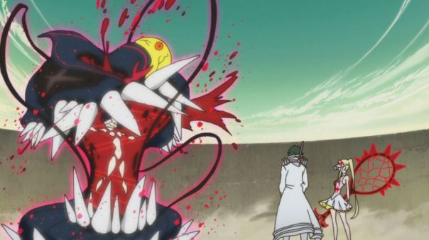 Kill la Kill's unusually loose animation style warrants attention