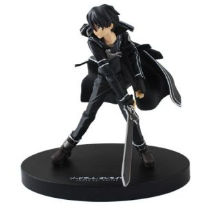 I'm ambivalent towards Kirito as a character, but this figurine of his is really cool