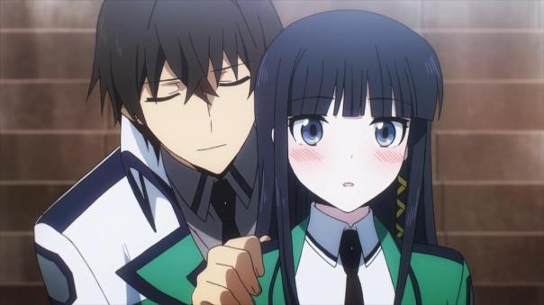 mahouka_koukou_no_rettousei-01-miyuki-tatsuya-brother_and_sister-romance-blush-awkward-bloom-weed