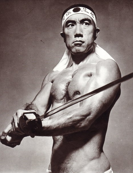"A writer of ""yaoi fanfictions"" of his own, Yukio Mishima represents the masculine ideal of Japan in the 60s"