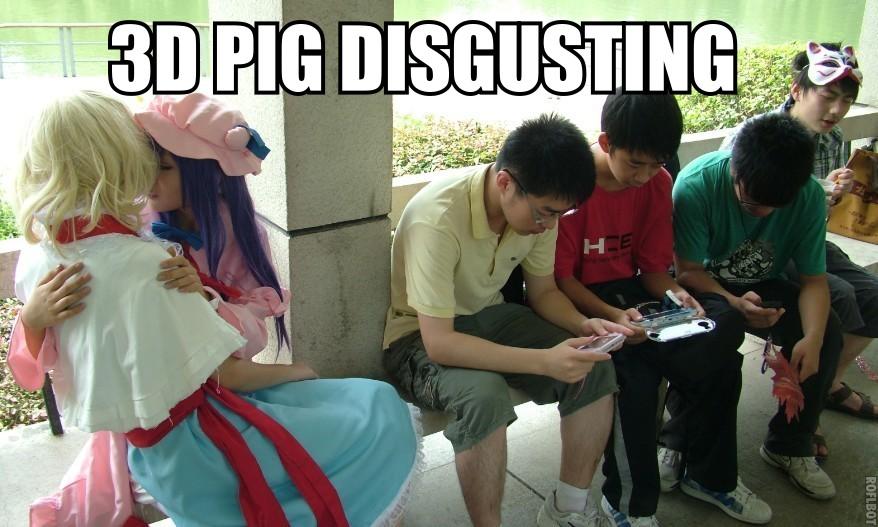 Dating like a feminist otaku