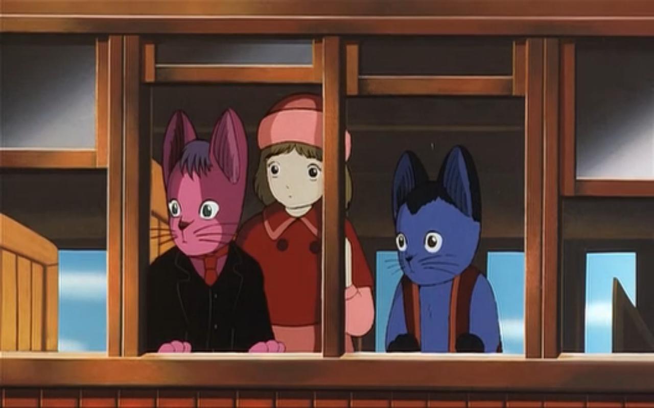Kết quả hình ảnh cho Night on the Galactic Railroad anime