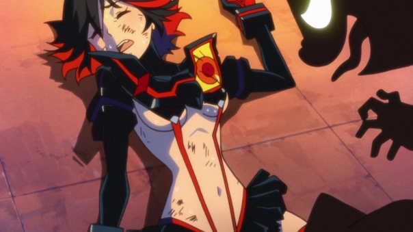Female audiences responded to the fanservice in Kill la Kill in extremely varied ways