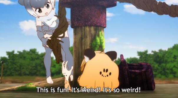 kemono friends sugoi